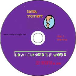 Sandy McKnight Disc