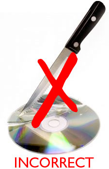 how to take care of cds